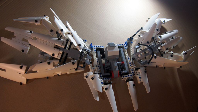 LEGO MindStorms Wings
