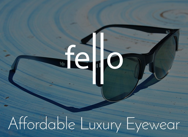 Get Your Free Pair of Fello Sunglasses