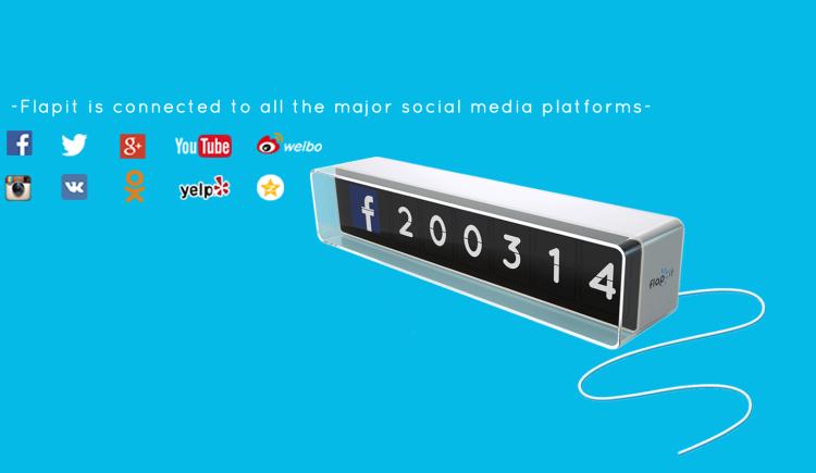 Flapit Social Platforms