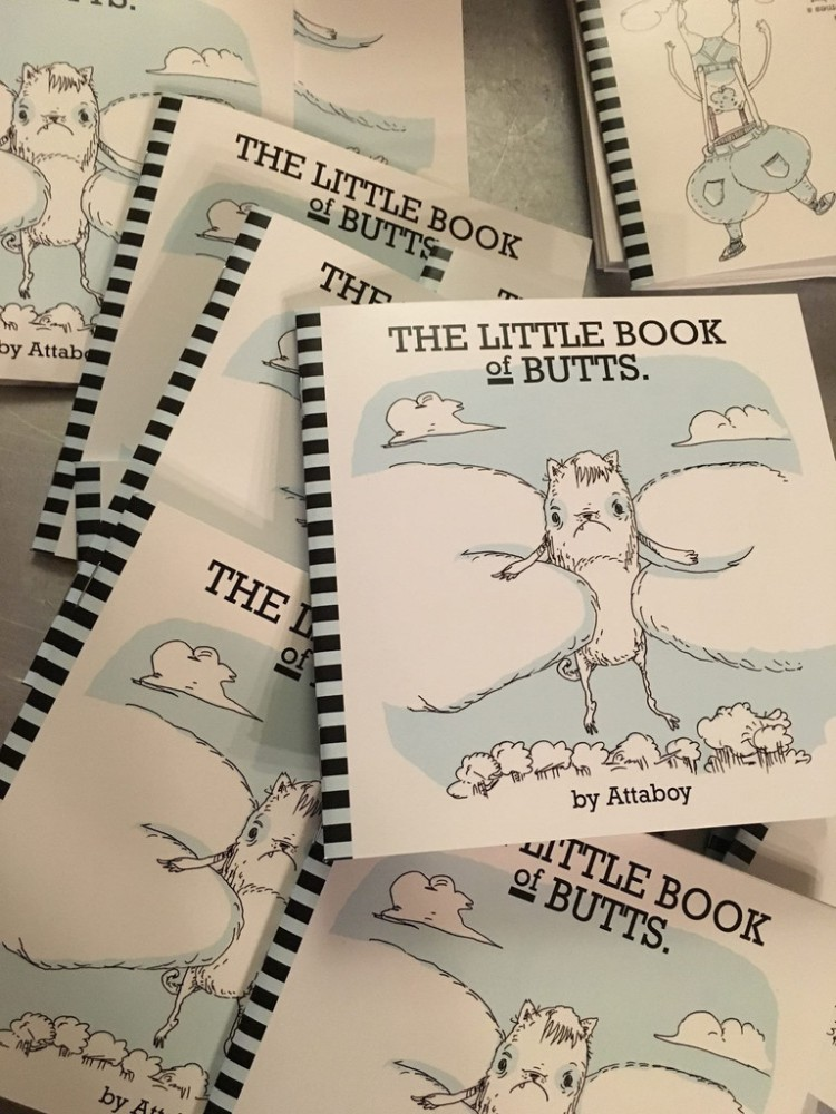 Little Book of Butts