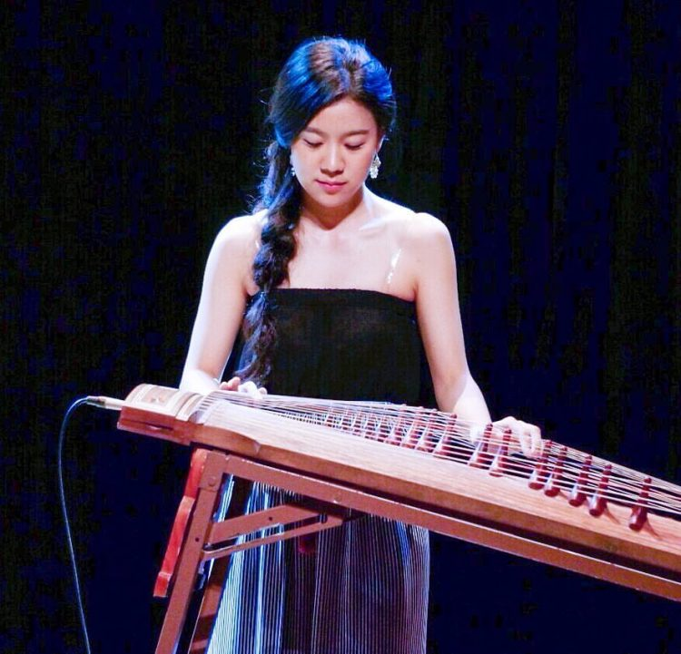 Talented Musician Performs Amazing Rock Covers on a Traditional Korean Gayageum