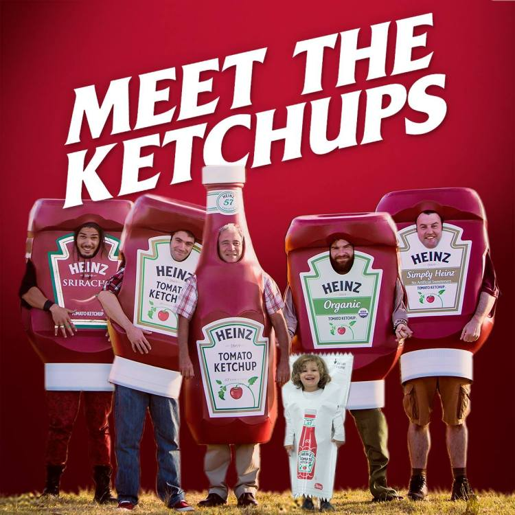 Meet the Ketchups