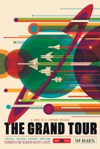 NASA Travel Grand Tour