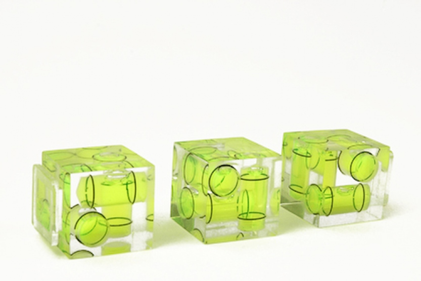 Three Level Camera Cubes