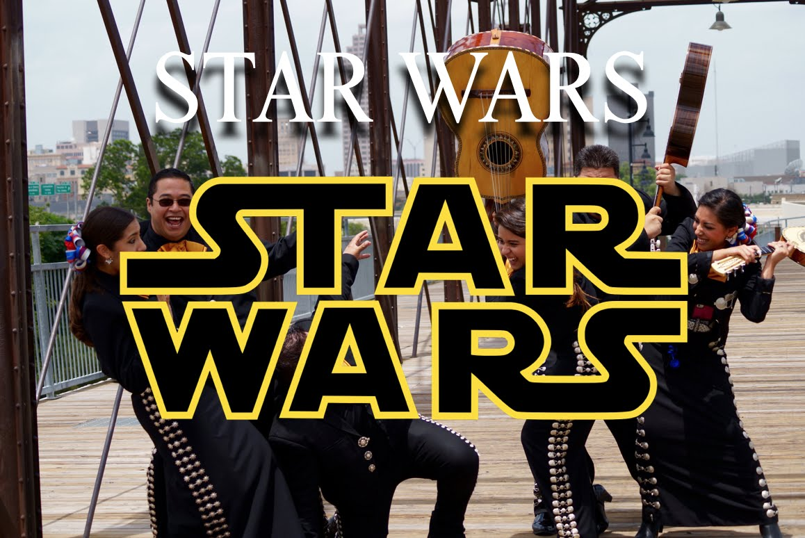 A Mariachi Cover of \'The Throne Room\' Song From Star Wars: Episode ...