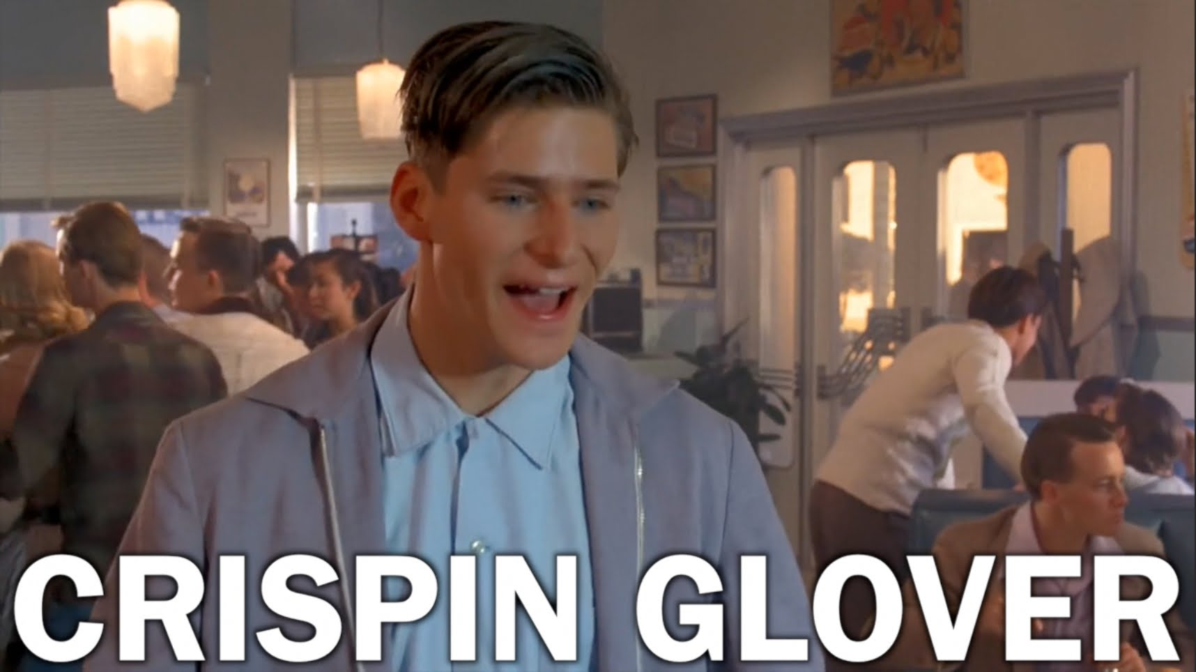 Images Of George Mcfly Laughing Spacehero
