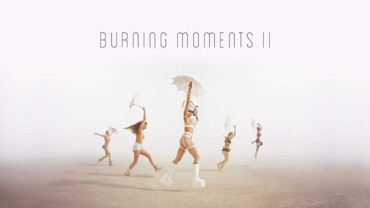 Burning Moments II, Digitally Animated Photos of the Amazing Sights Found at Burning Man 2015
