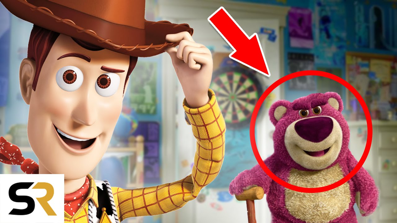 Explaining The Pixar Theory How All Pixar Movies Are All - Pixar movies connected