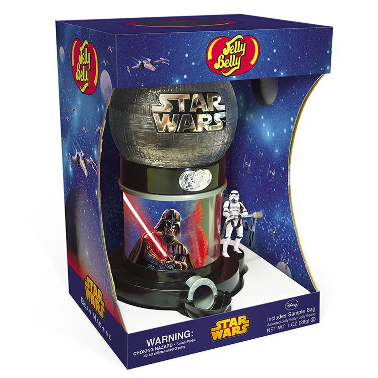 Star Wars Jelly Belly Bean Machine