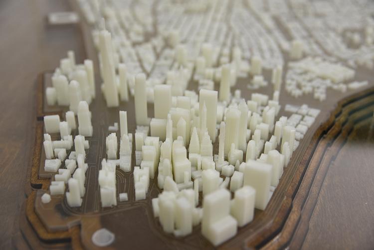 A Desk of Manhattan
