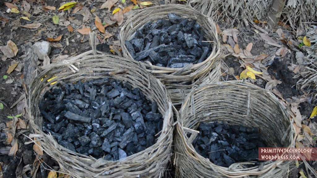 How to Make Charcoal Using Only Primitive Tools and Technology