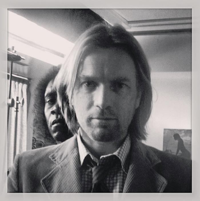 In Character Selfie