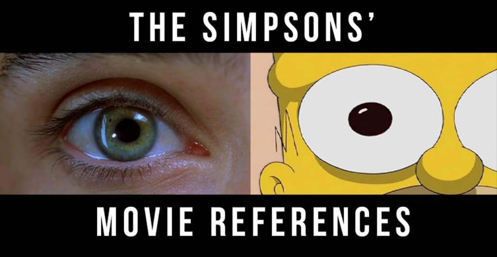 Compilation of Movie References in The Simpsons
