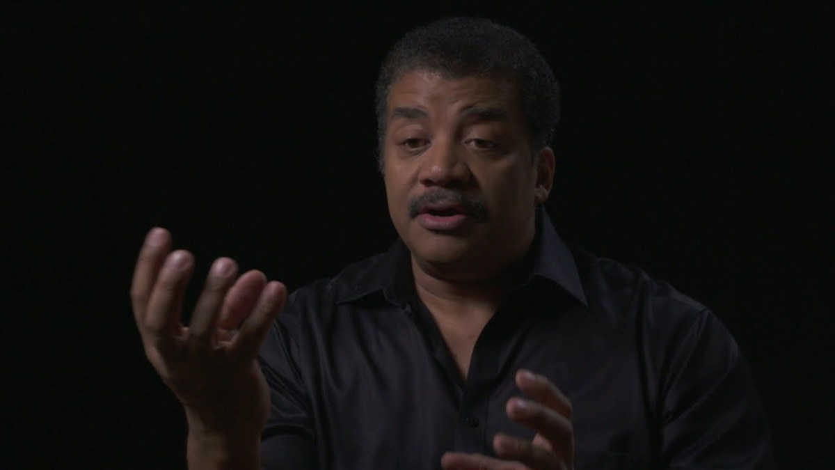 Neil deGrasse Tyson Explains the Significance of Gravitational Waves and How They Were Detected
