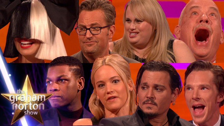 The Best Moments From Season 18 of The Graham Norton Show