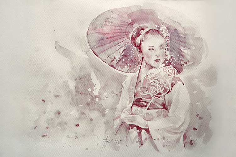 Geisha Winerelle