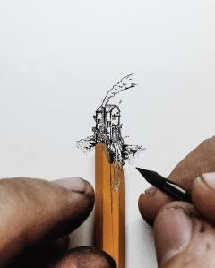 Pencil Top