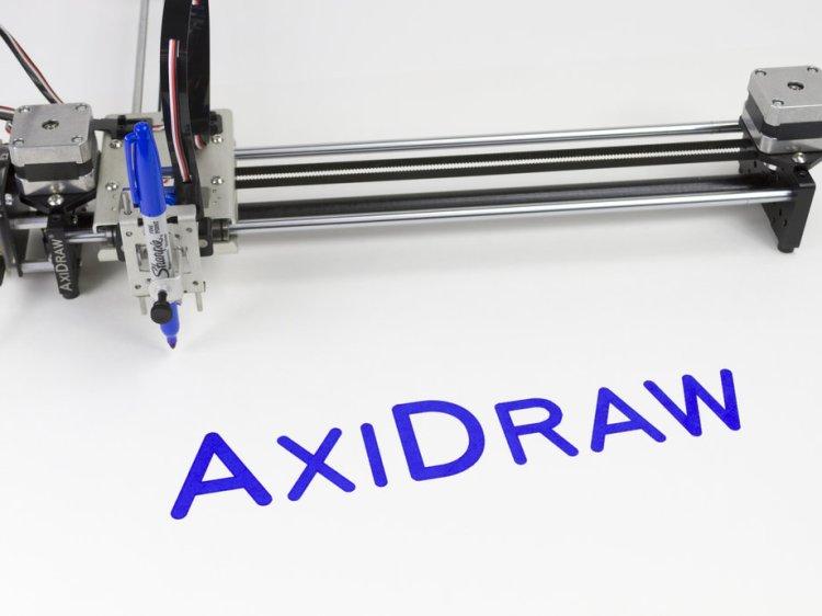 AxiDraw Logo