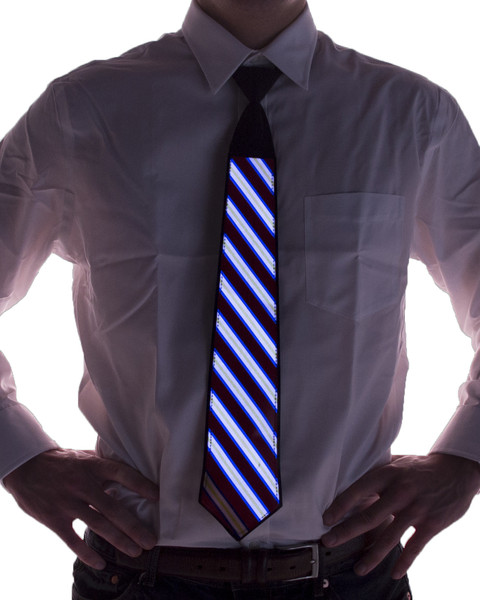 ElectricStyles LED Tie Striped