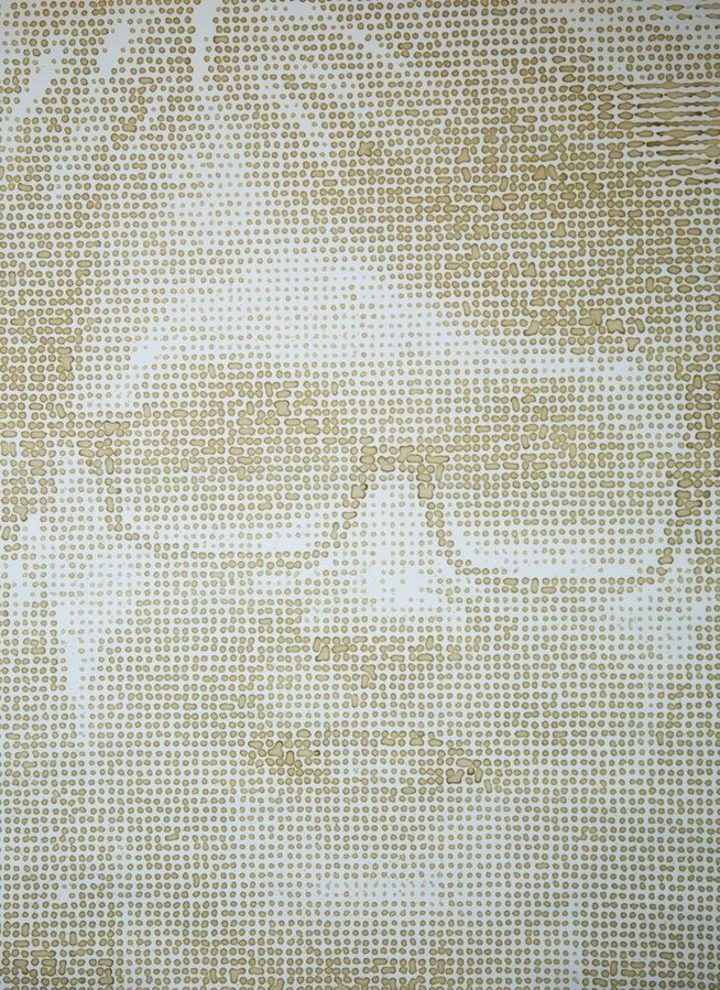 A Printer That Creates Images With Small Drops of Coffee or Other Liquids