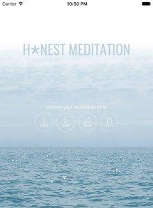 H*nest Meditation