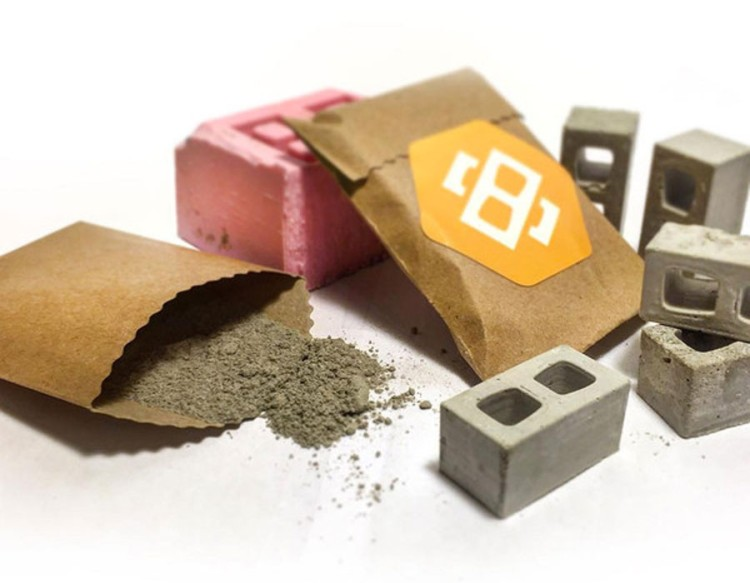 Mini Materials Concrete Mix