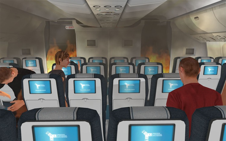 Prepare for Impact Cabin Fire