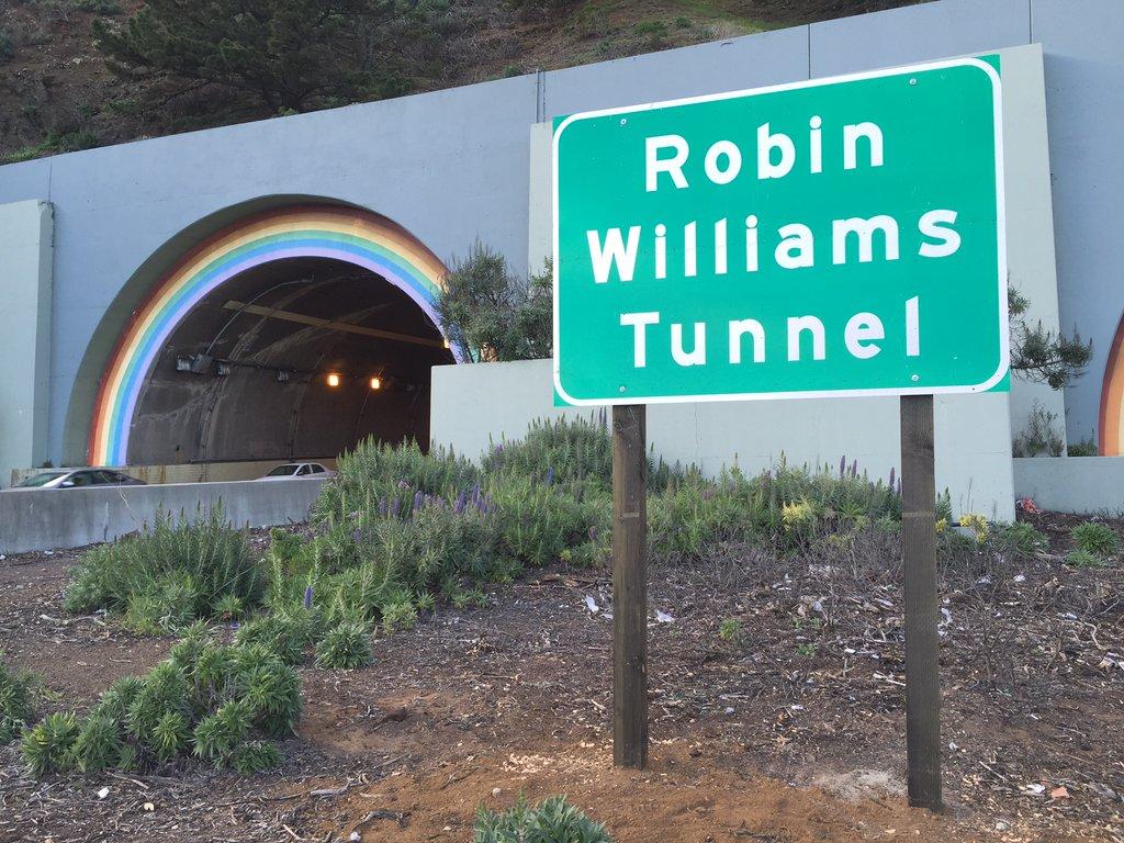 Robin Williams Tunnel