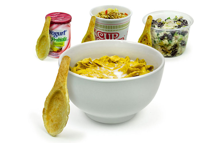 Edible Spoons