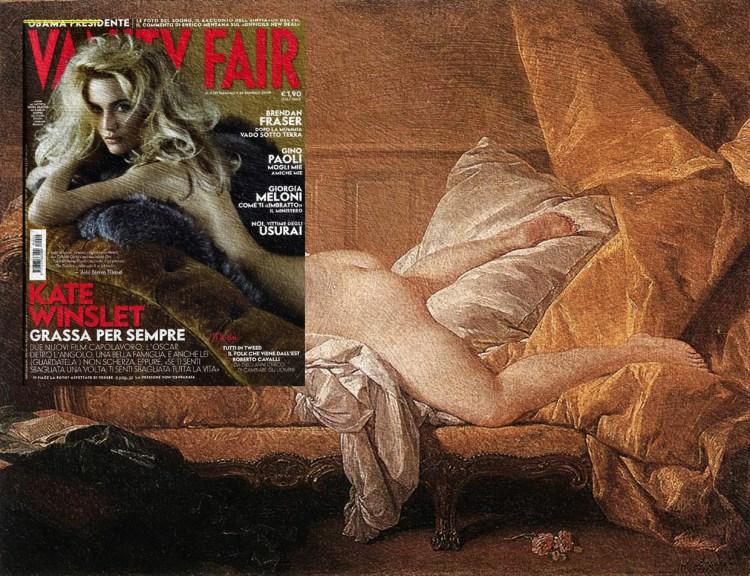 Vanity Fair - Winslet