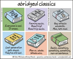Abridged Books