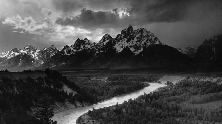 How Photographer Ansel Adams Captured an Image Exactly How He Saw It in His Mind's Eye