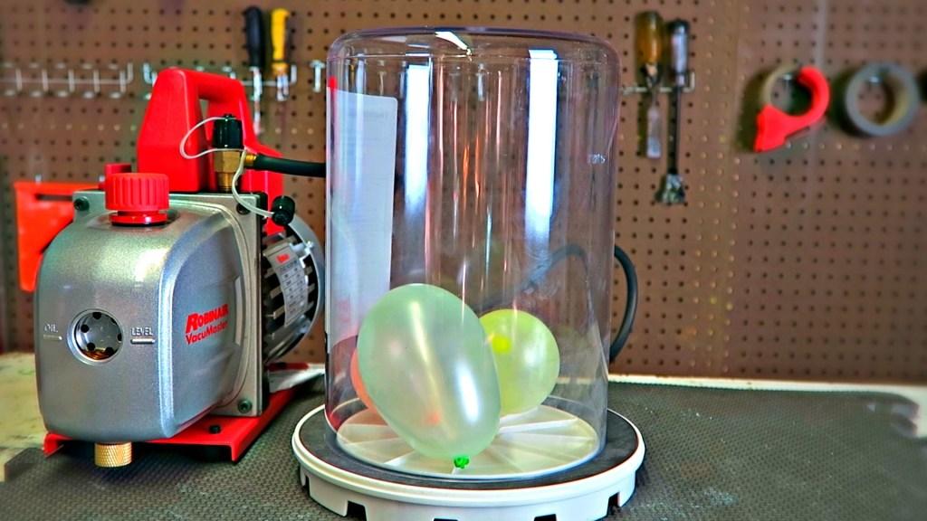 Balloon Vacuum