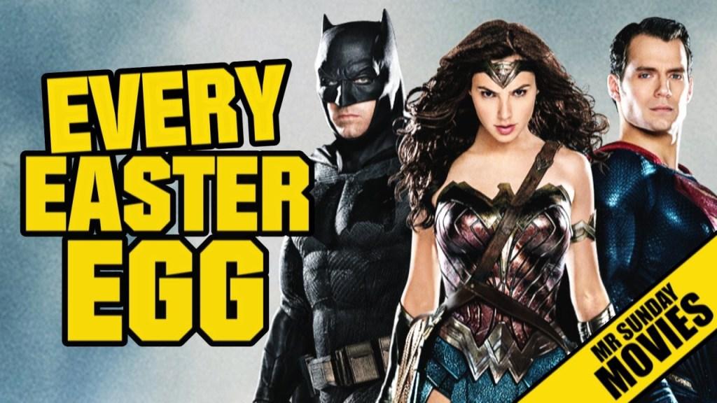 Batman v Superman: Dawn of Justice Featurette Breaks Down the Film's Epic Story