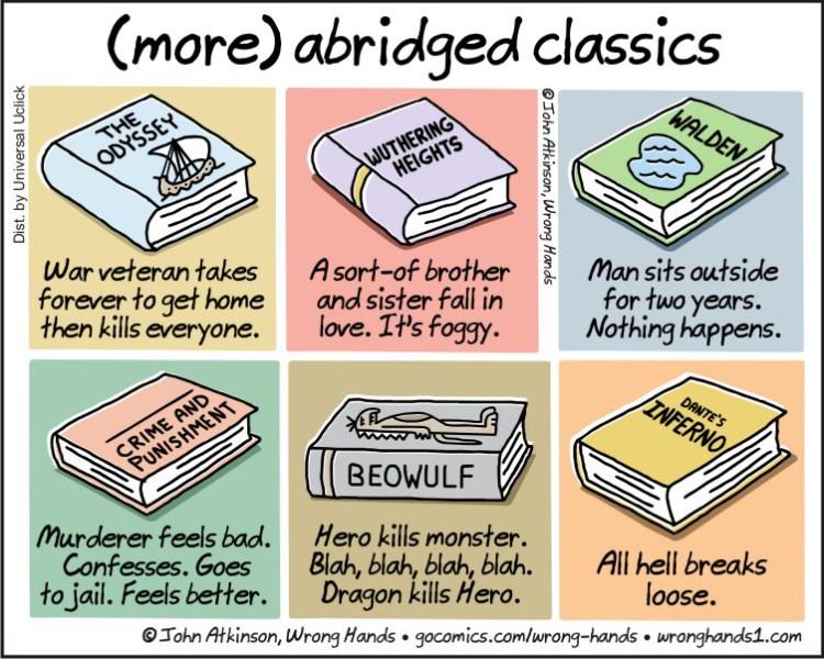 More Abridged Books