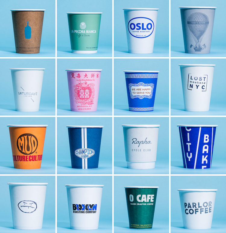 NYC Coffee Cups