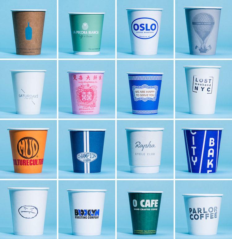 NYC Coffee Cups