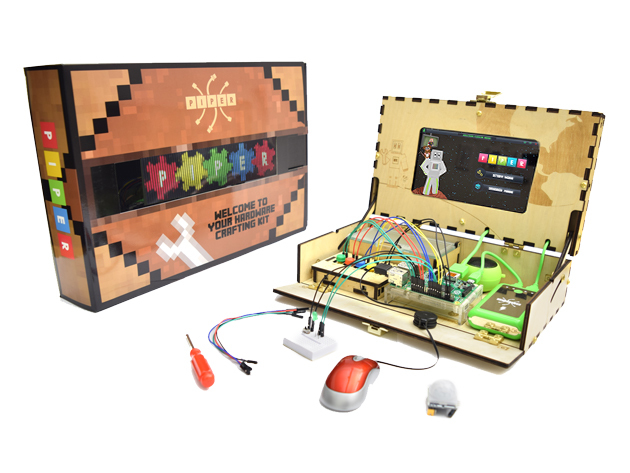 Piper Raspberry Pi Kit and Packaging