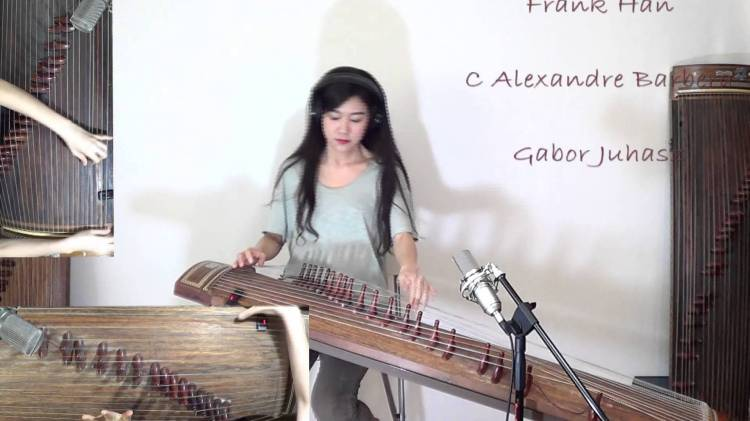 'Smells Like Teen Spirit' and 'Californication' Played on a Traditional Korean Gayageum