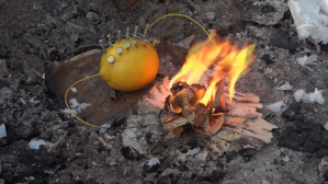 Starting a Fire With a Lemon