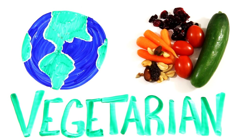 What Might Happen If Every Person on Earth Became a Vegetarian