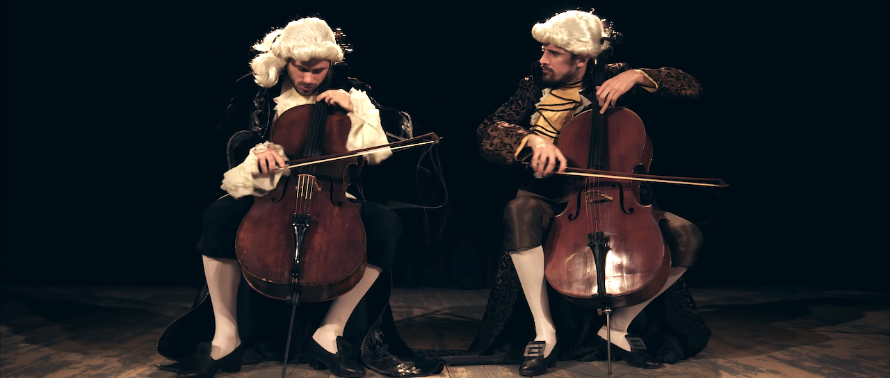 A Brilliant Cello Mashup of Beethoven's 'Fifth Symphony' and Led Zeppelin's 'Whole Lotta Love'