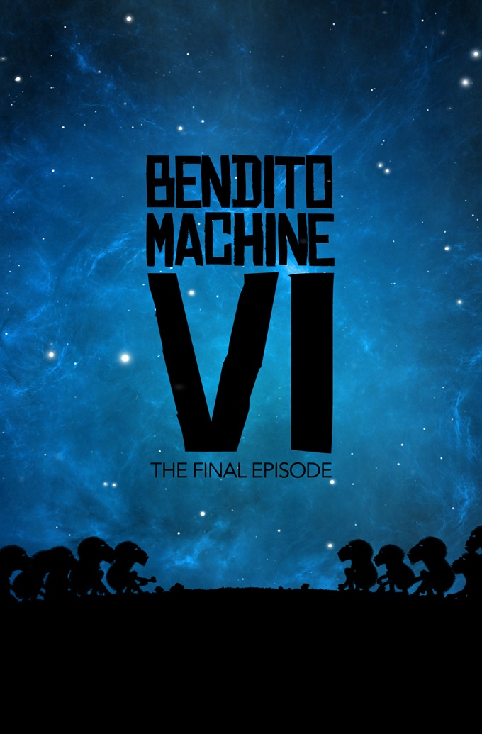 Bendito Machine V