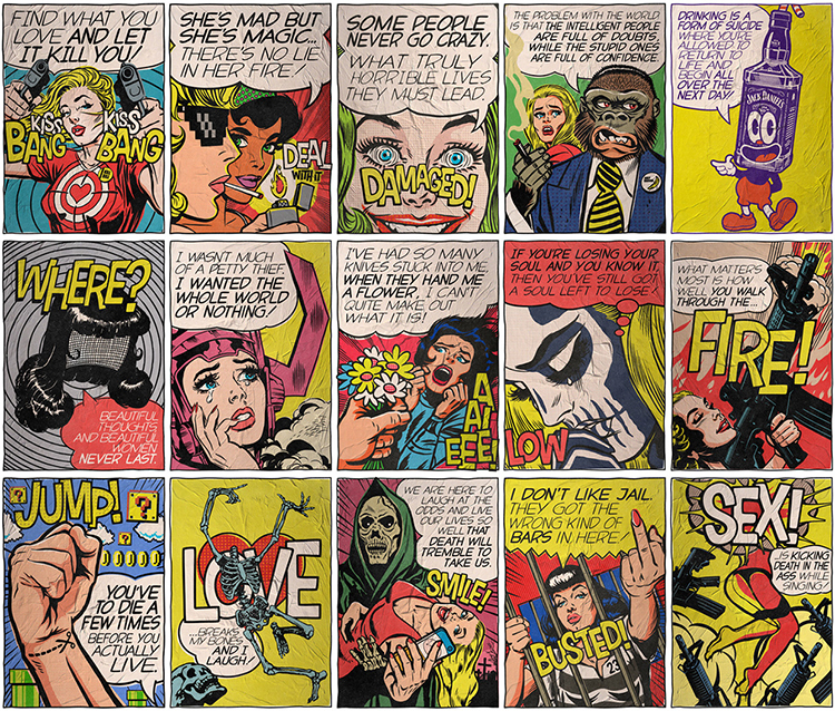 The Pop Art Series