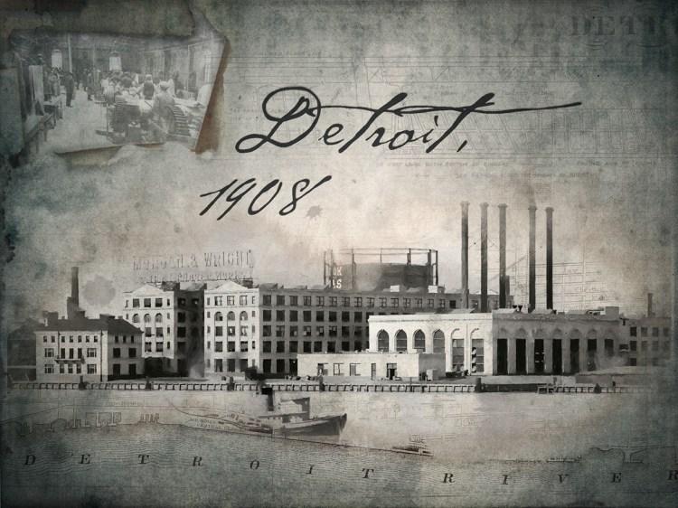 Detroit 1908