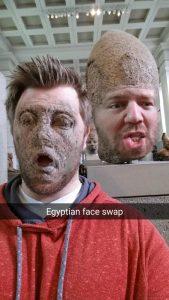 Egyptian Face Swap