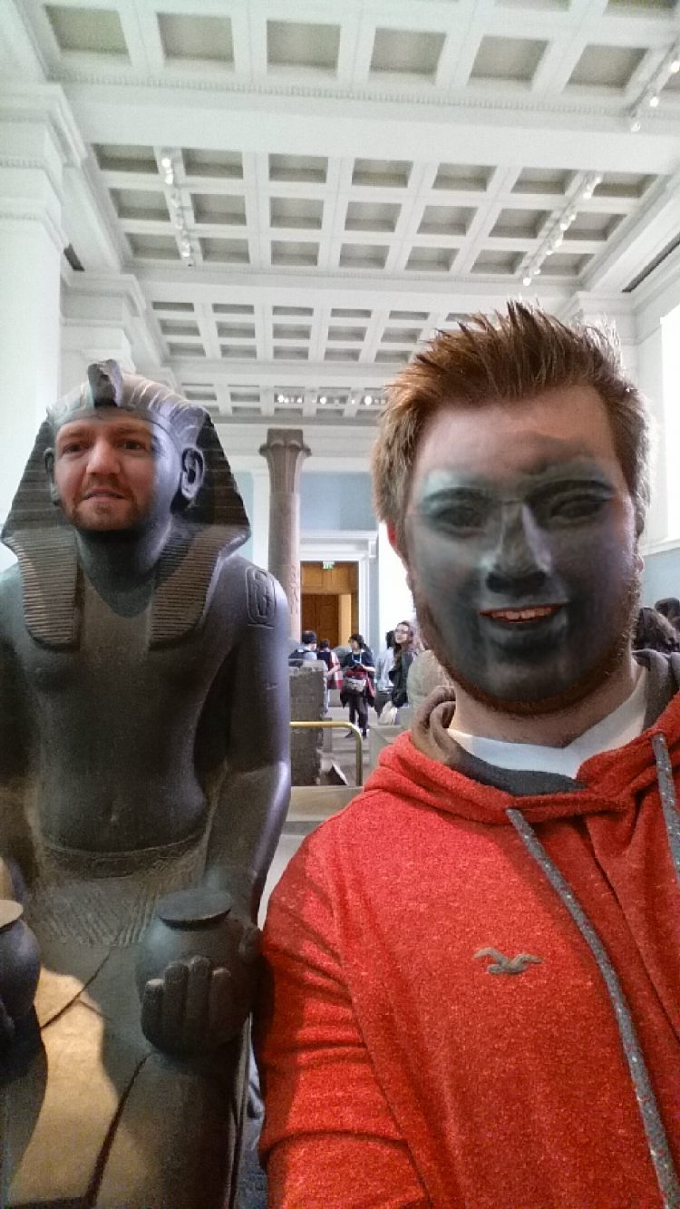 Museum Face Swap
