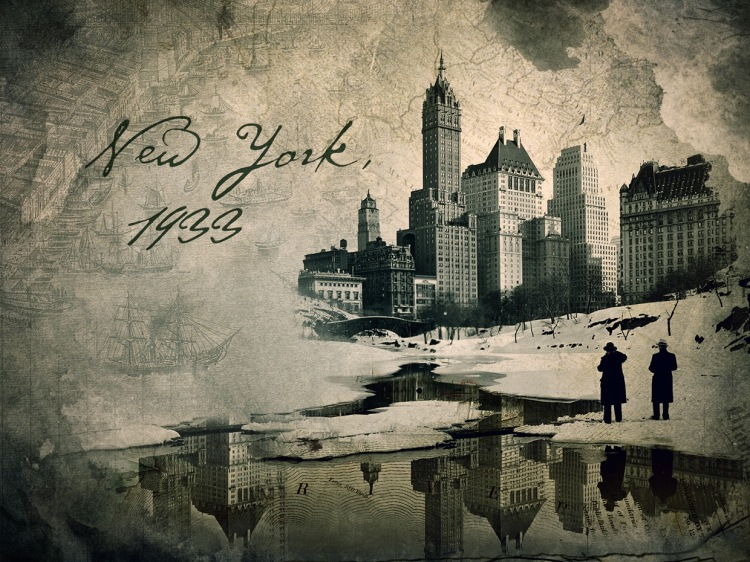 New York 1933