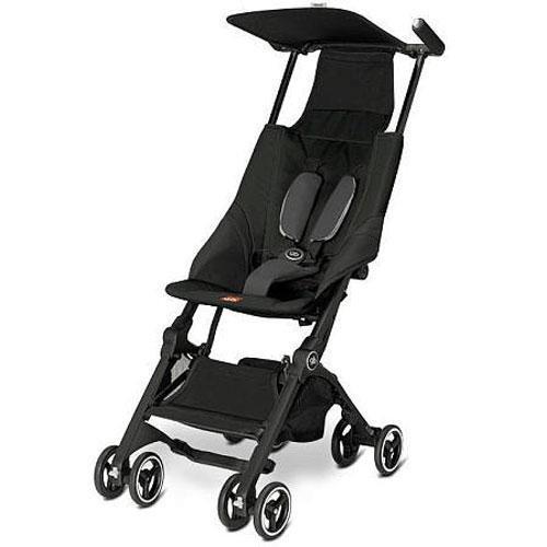Pockit Stroller Front Open