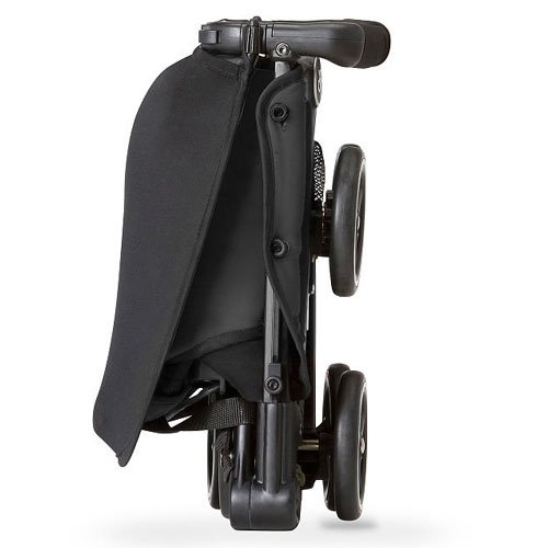 Pockit Stroller Side Folded